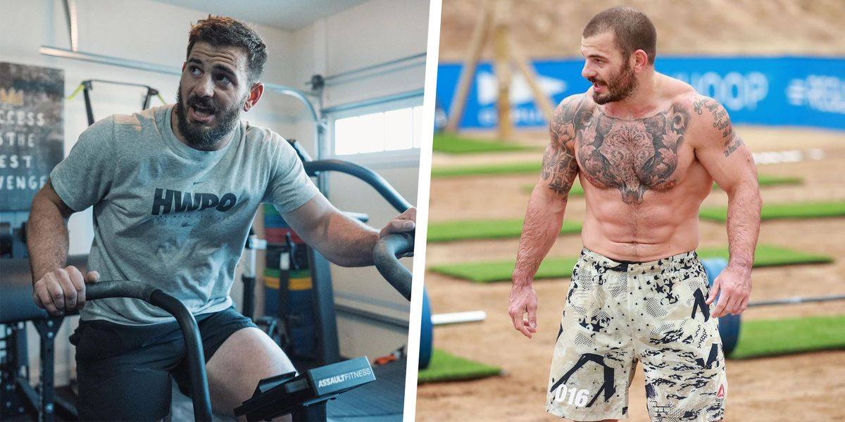 Mat Fraser Shares a 2-Move, 5-Round Workout