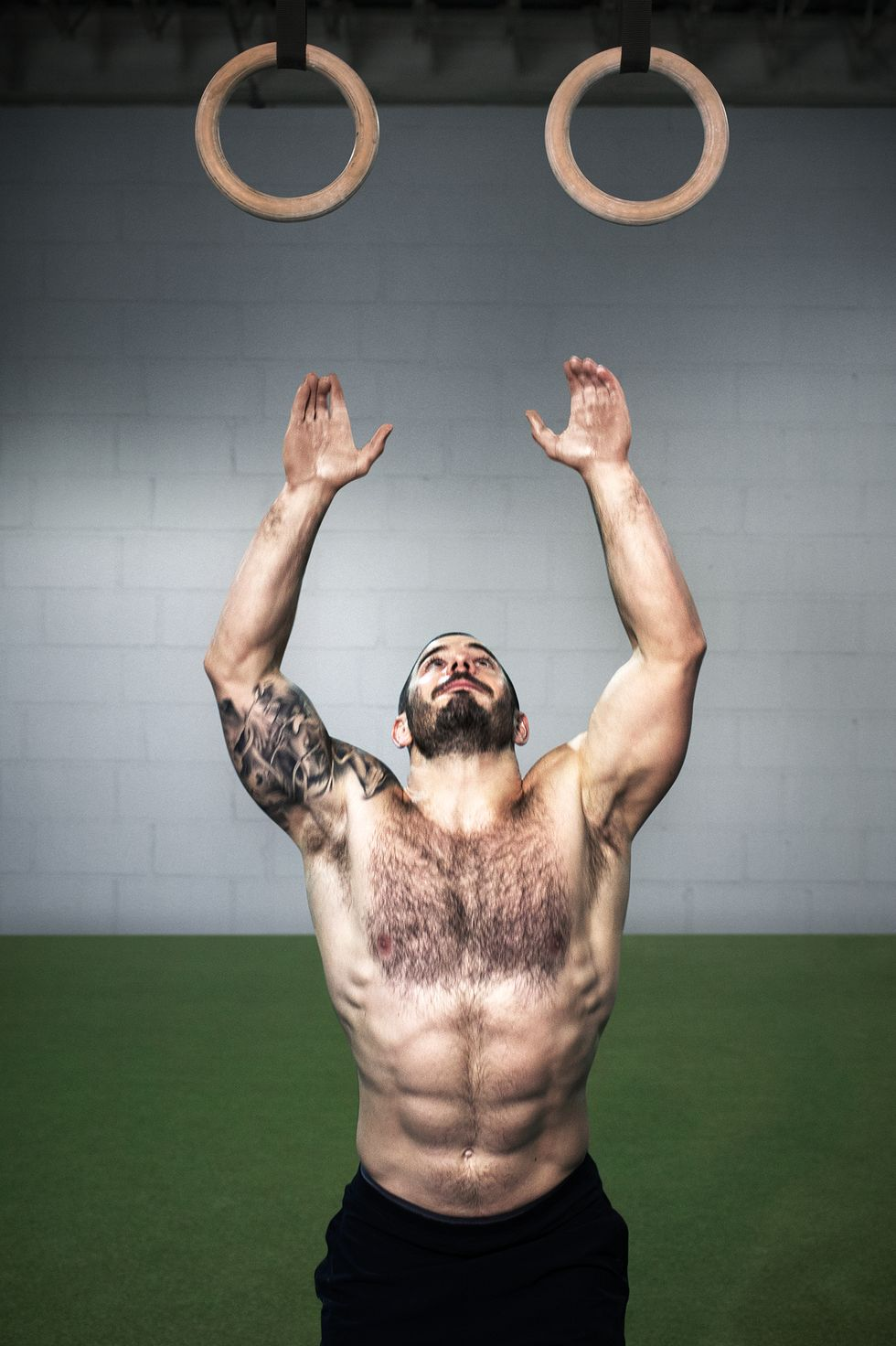 How Mat Fraser Became The Fittest Man On Earth