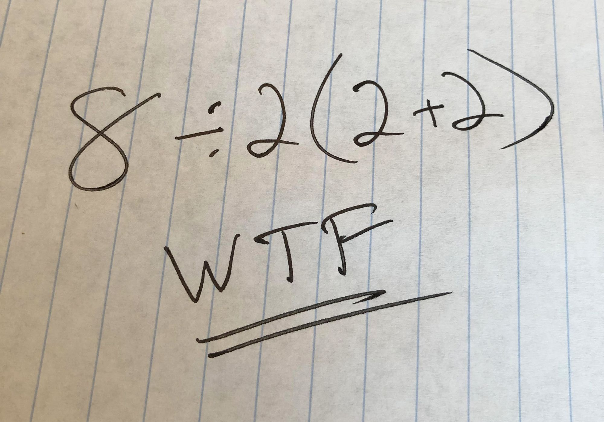 This Simple Math Problem Drove Our Entire Staff Insane. Can You Solve It?