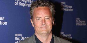 El actor Matthew Perry, conocido por interpretar a Chandler en 'Friends', operado de urgencia deperforación gastrointestinal