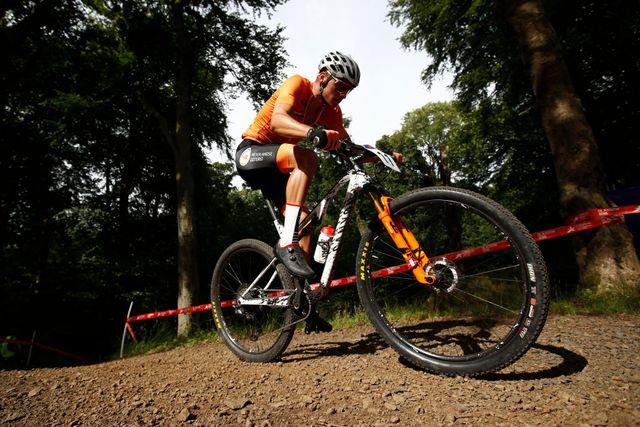 mountain bike european championships glasgow 2018 day six