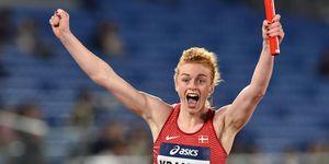 Mundial de Relevos complica al 4x100m femenino