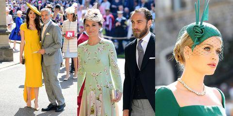 a piedi scatti di come ordinare stile classico Gli ospiti (e le coppie) vip avvistati al matrimonio di ...