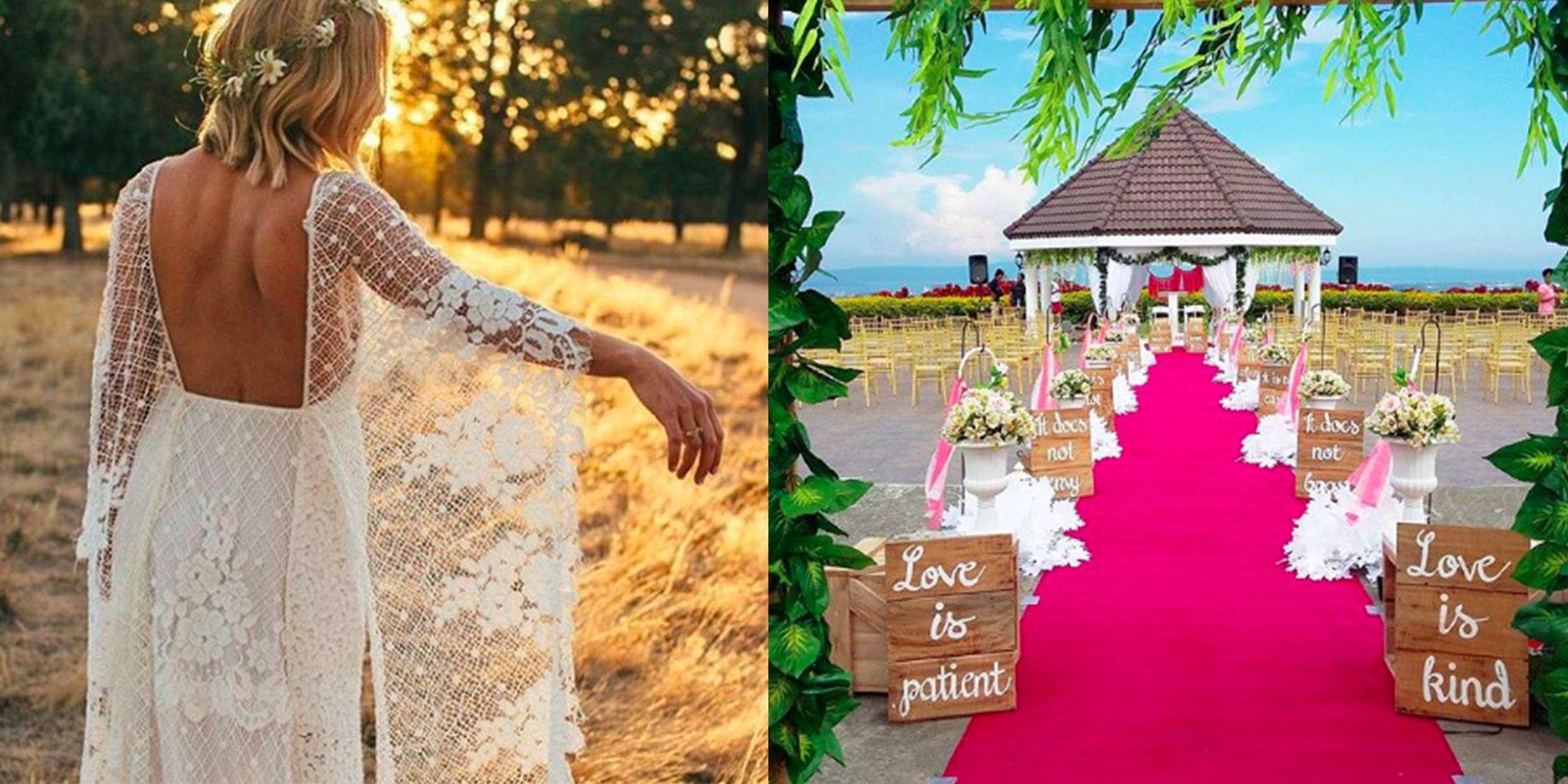 Matrimonio Tema Hawaii : Il matrimonio a tema coachella per le nozze di primavera