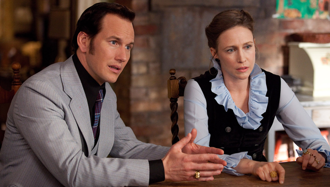 'Expediente Warren': Vera Farmiga y Patrick Wilson Despedida Lorraine Warren
