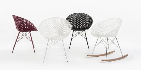 Dal 1957 a oggi, 12 sedie di design giapponese