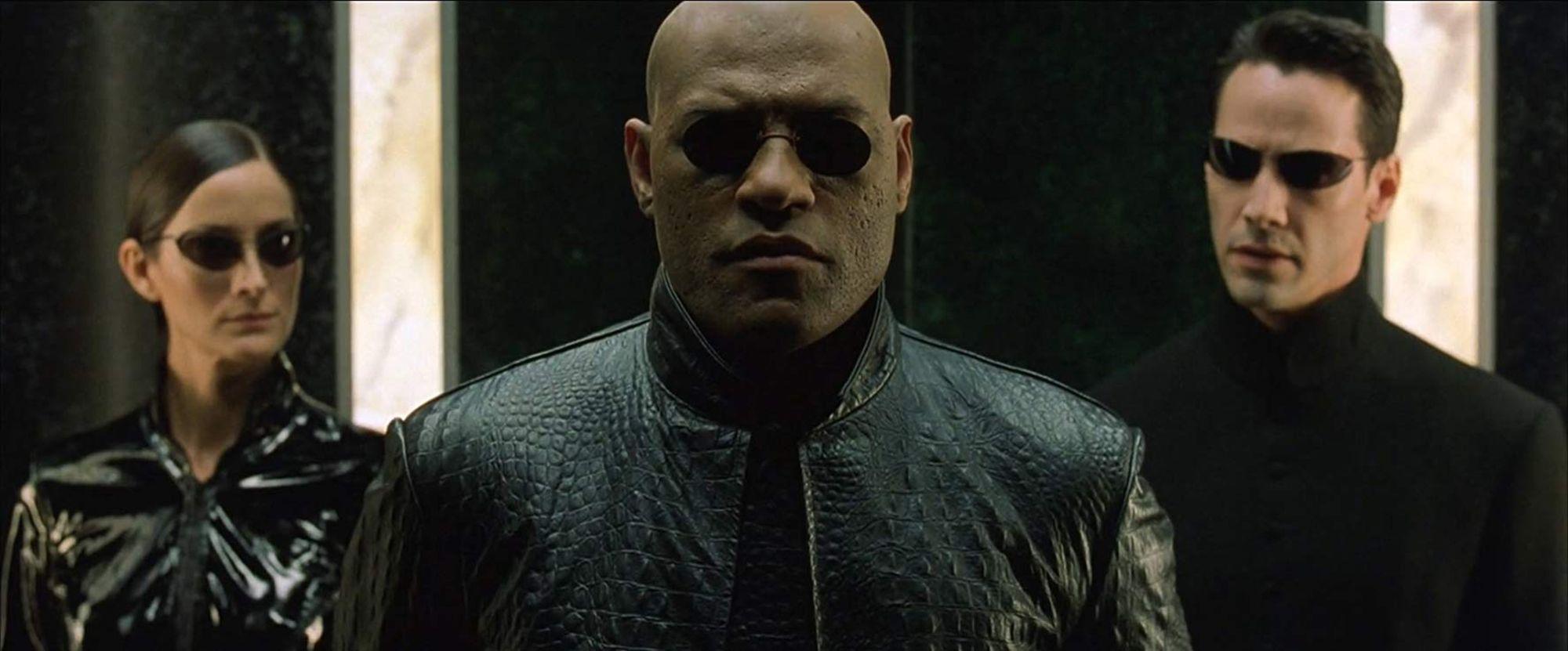 'Matrix 4' podría contar con una versión más joven de Morfeo