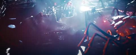 keanu reeves, the matrix resurrections trailer