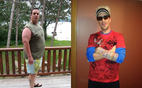 How Running Changed Me: Matt Abbott Lost 110 Pounds