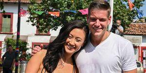 Matt and Sydney Bachelor in Paradise
