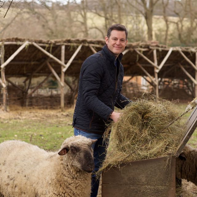 matt baker announces new personal documentary, our farm in the dales