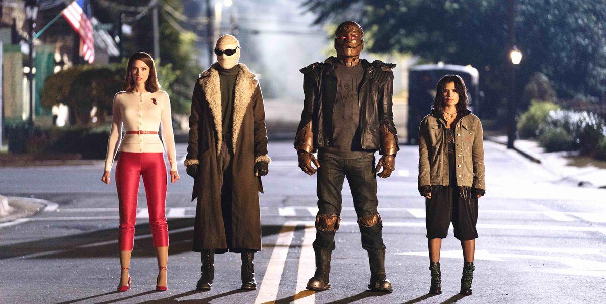 Doom Patrol S Season 2 Finale Sets Up An Even Crazier Season 3