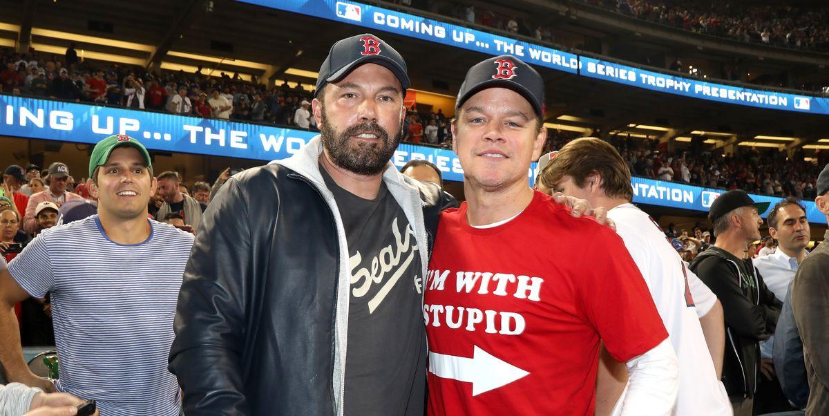 Ben Affleck Matt Damon Film