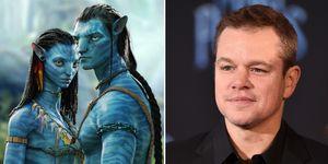 Matt Damon & Avatar