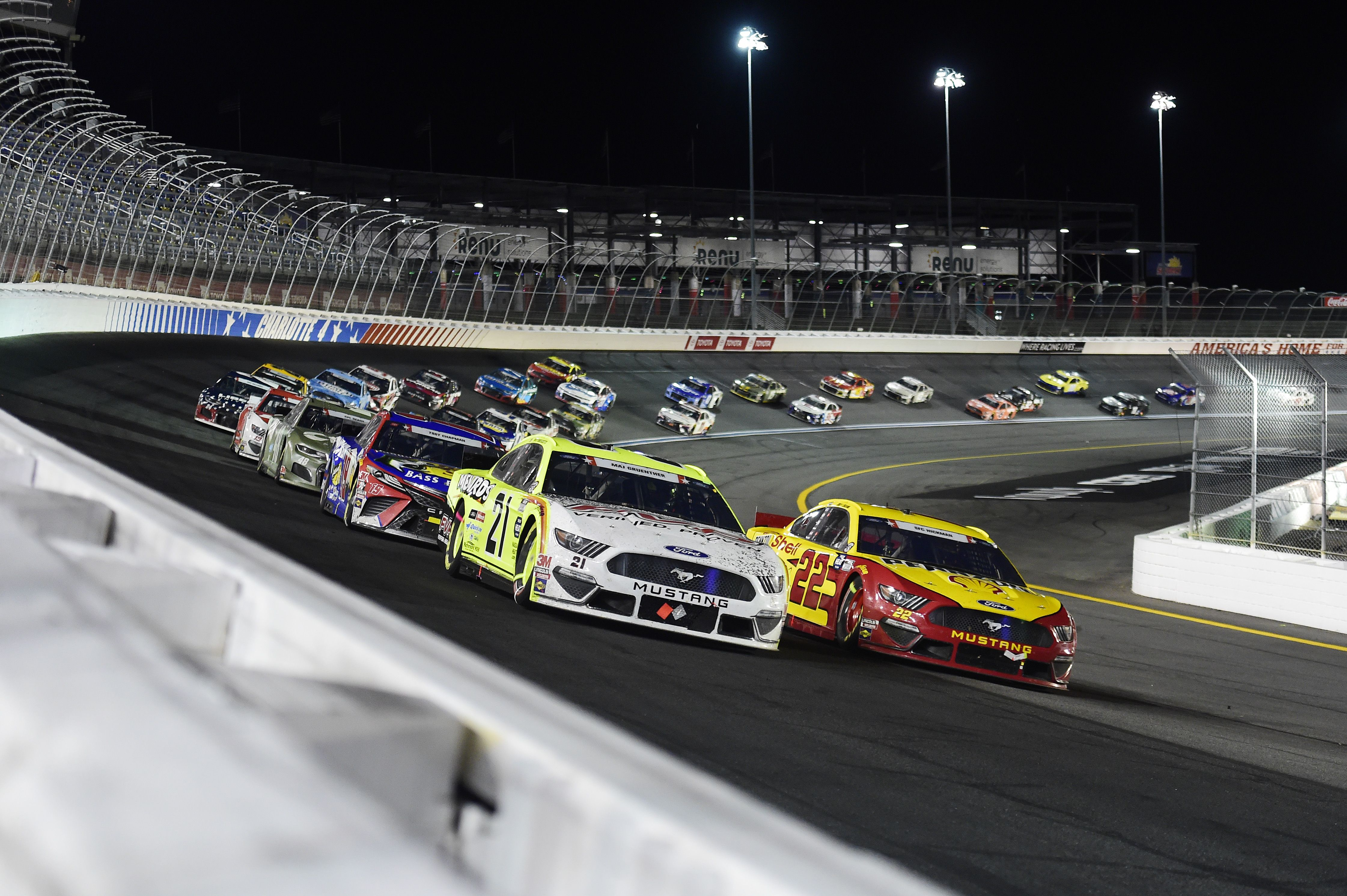 The Coca-Cola 600 is too long