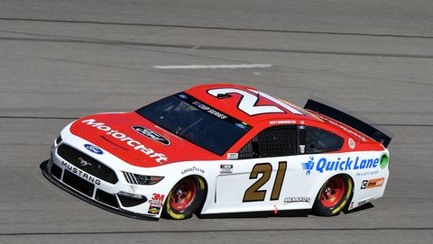 AUTO: FEB 21 NASCAR Cup Series - Pennzoil 400 presented by Jiffy Lube