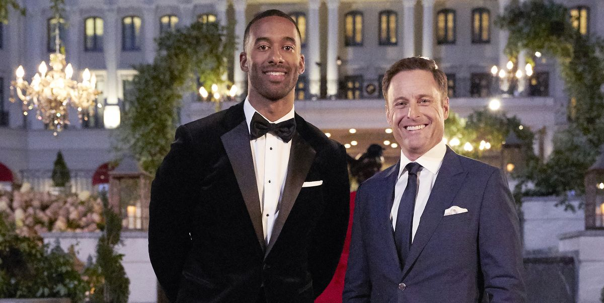 Bachelor Matt James Releases Statement About Chris Harrison's Controversial Interview With Rachel Lindsay - Cosmopolitan.com