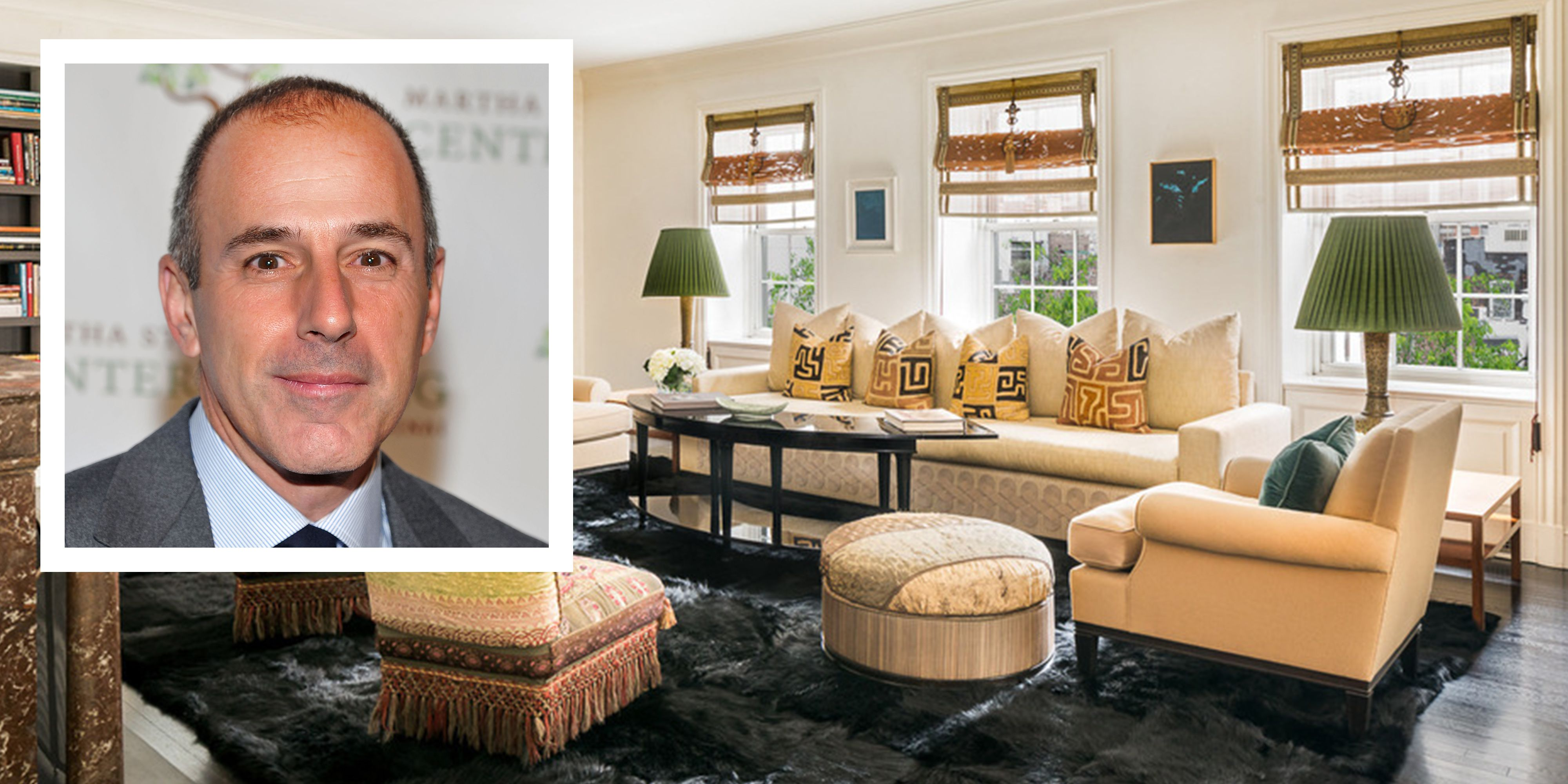 The Disgraced Today Anchor Listed The Upper East Side Pad For $7.35 Million.