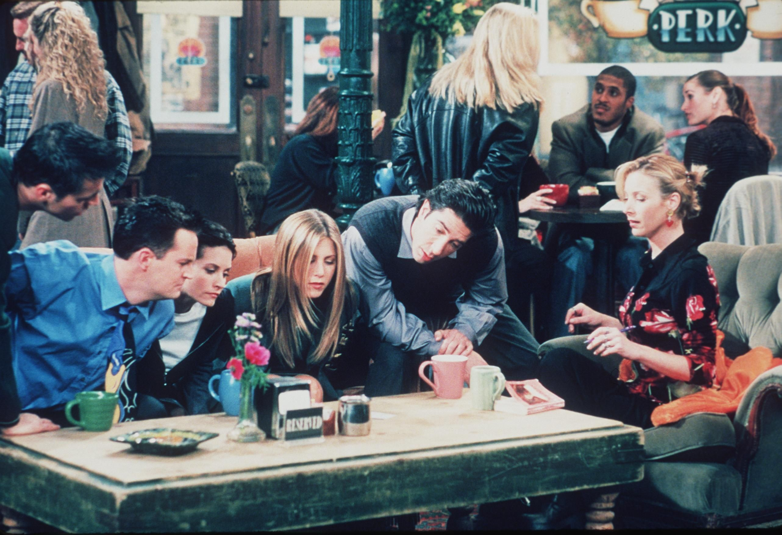 Everything We Know About the Rumored Friends Reunion