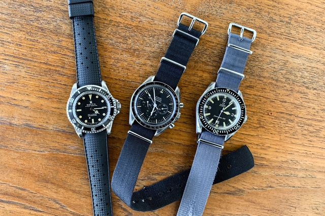 3 watch collection rolex omega