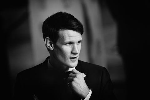 Matt Smith BAFTAS
