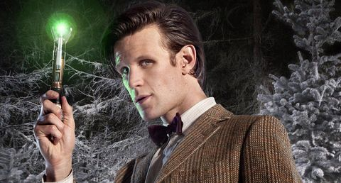 Matt Smith Dr Who