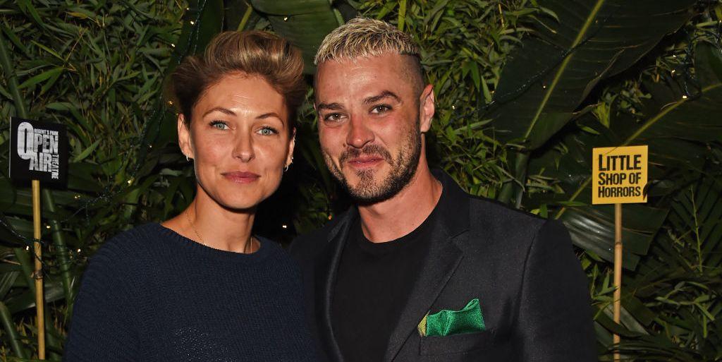 Matt Willis posts sweet tribute to Emma to celebrate wedding anniversary