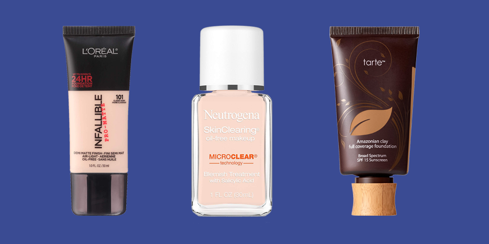 7 Best Matte Foundations to Keep Your Oily Skin Shine-Free