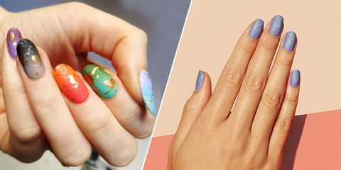 image - Matte Nail Art Designs — Matte Nail Polish Ideas
