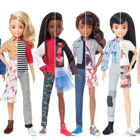 mattel-gender-neutral-dolls