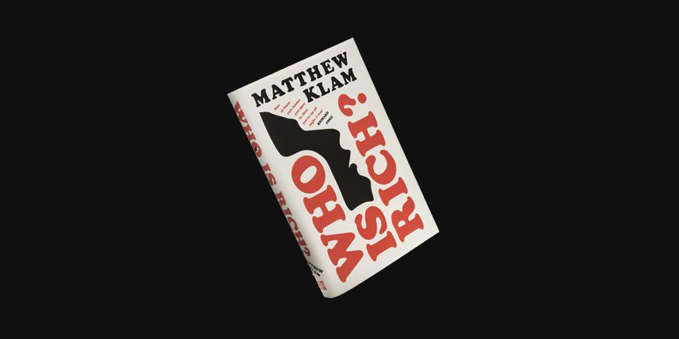 Who Is Rich?: A Novel