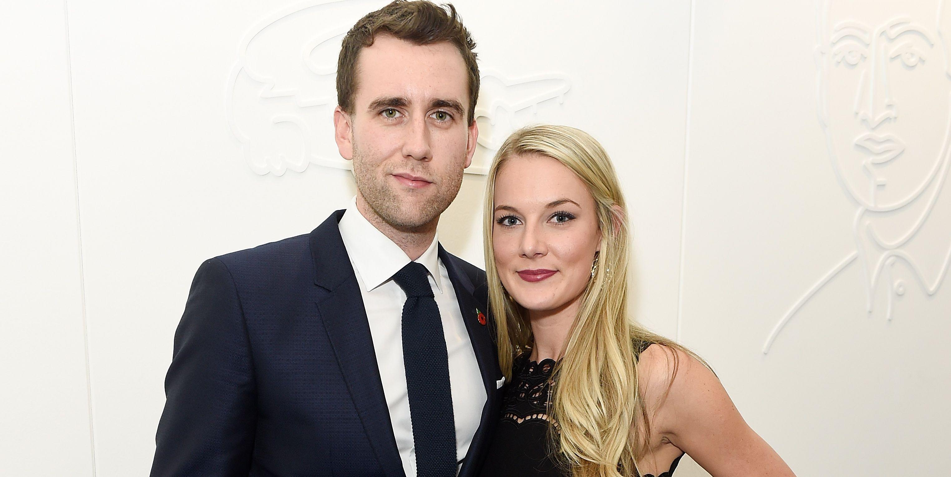 Matthew Lewis and Wife Angela Jones