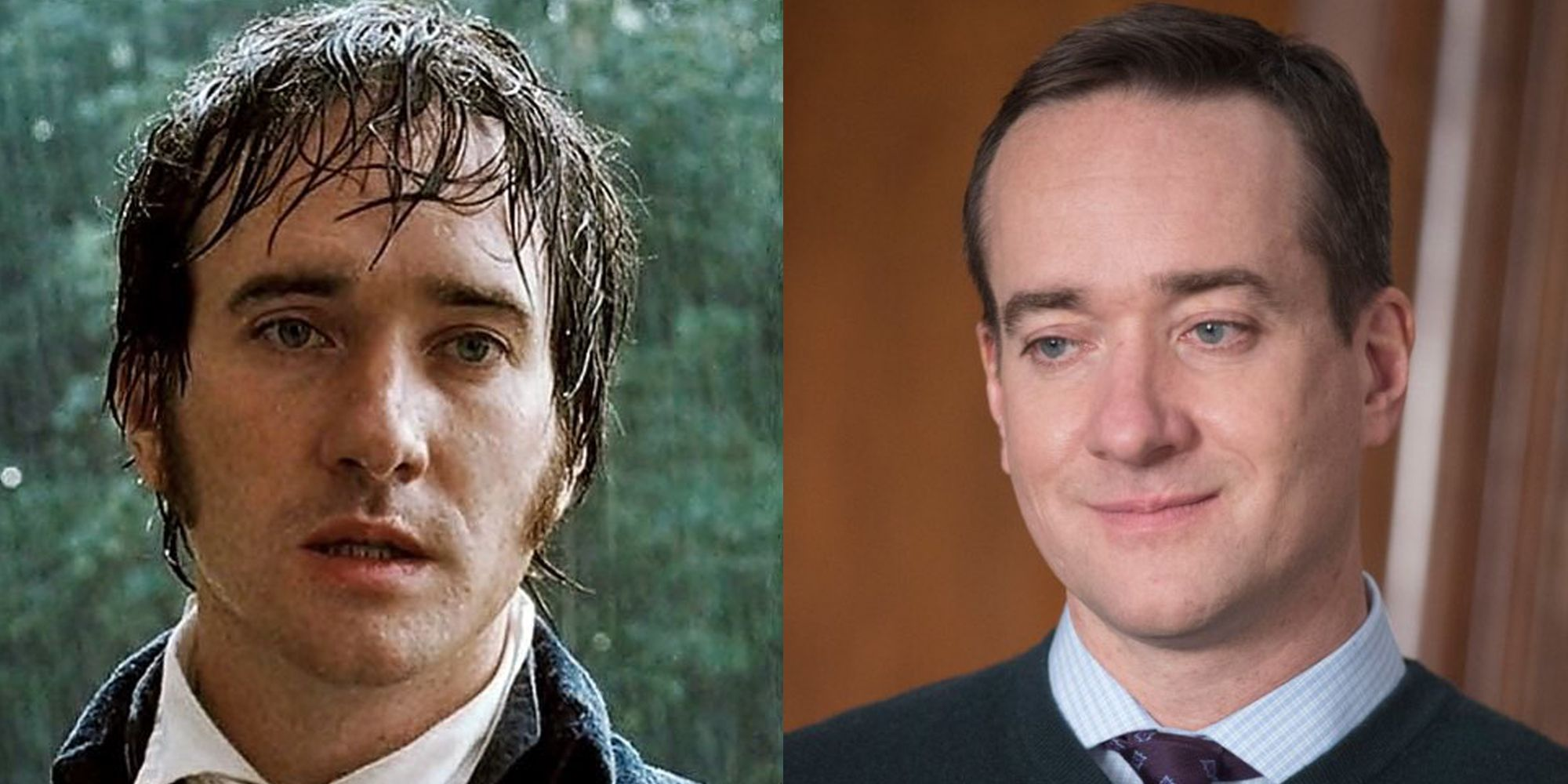 Why Didn't Any of You Clowns Tell Me Tom Wambsgans Is Also Mr. Darcy from 2005's 'Pride and Prejudice'?