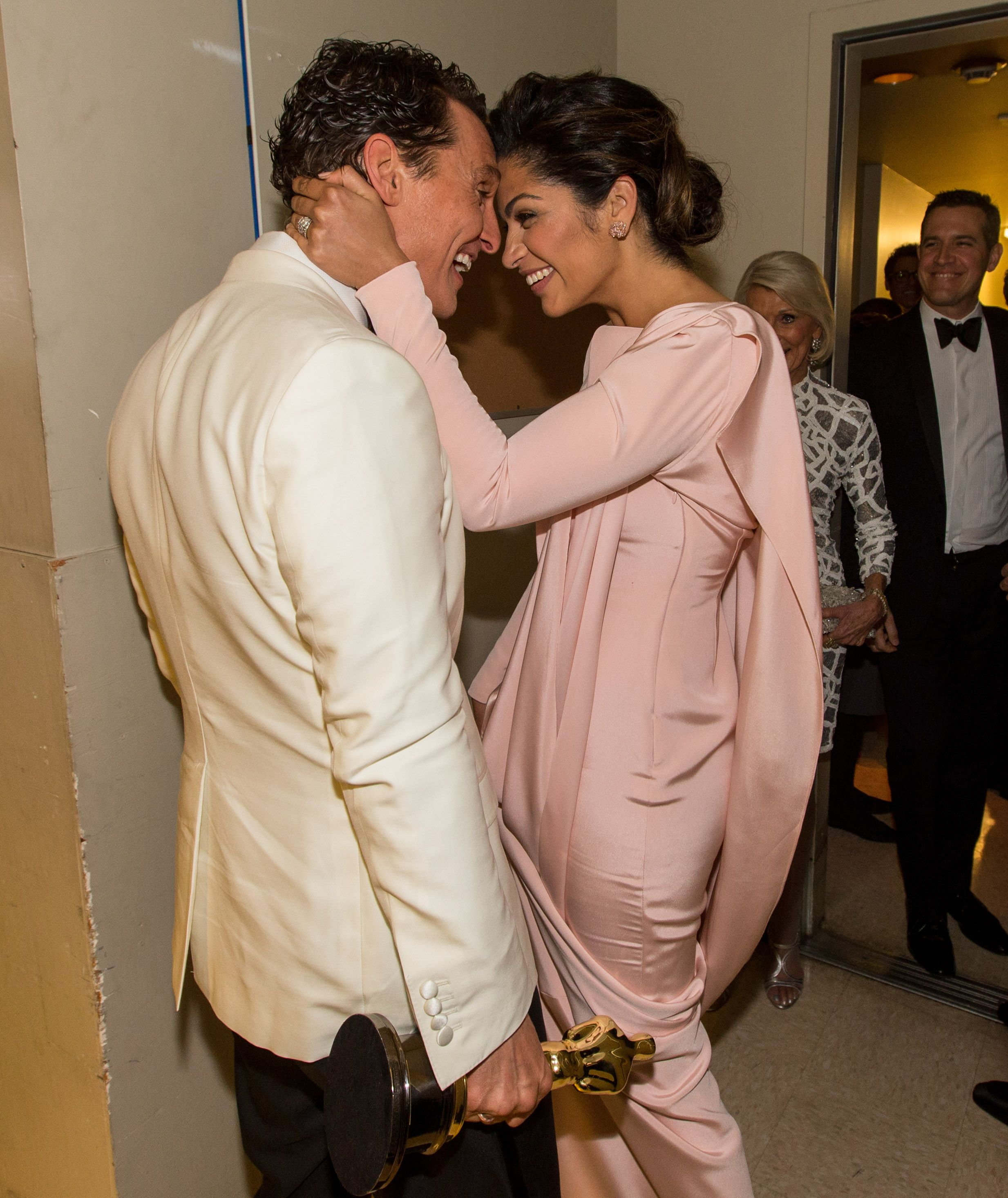 Matthew Mcconaughey And Wife Camila Alves S Sweet Love Story