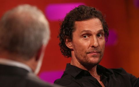 Matthew McConaughey clears up whether he could have been in Titanic