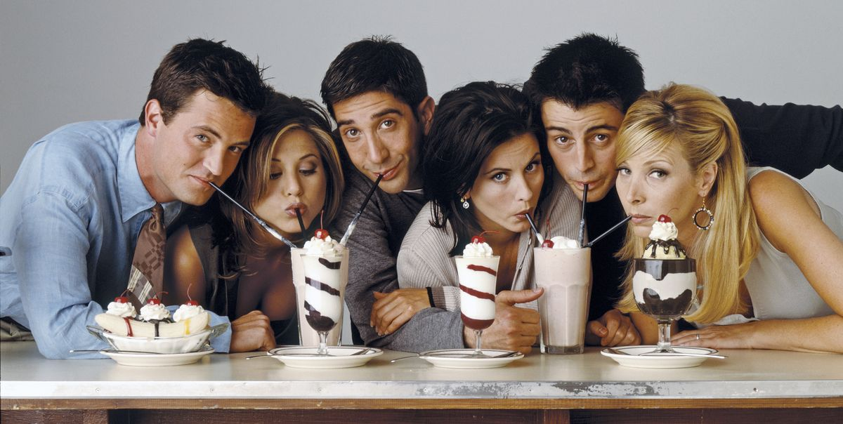 A 'Friends' Reunion is Finally Officially Happening—And It's Coming This May