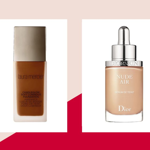 Mattifying foundations for oily skin