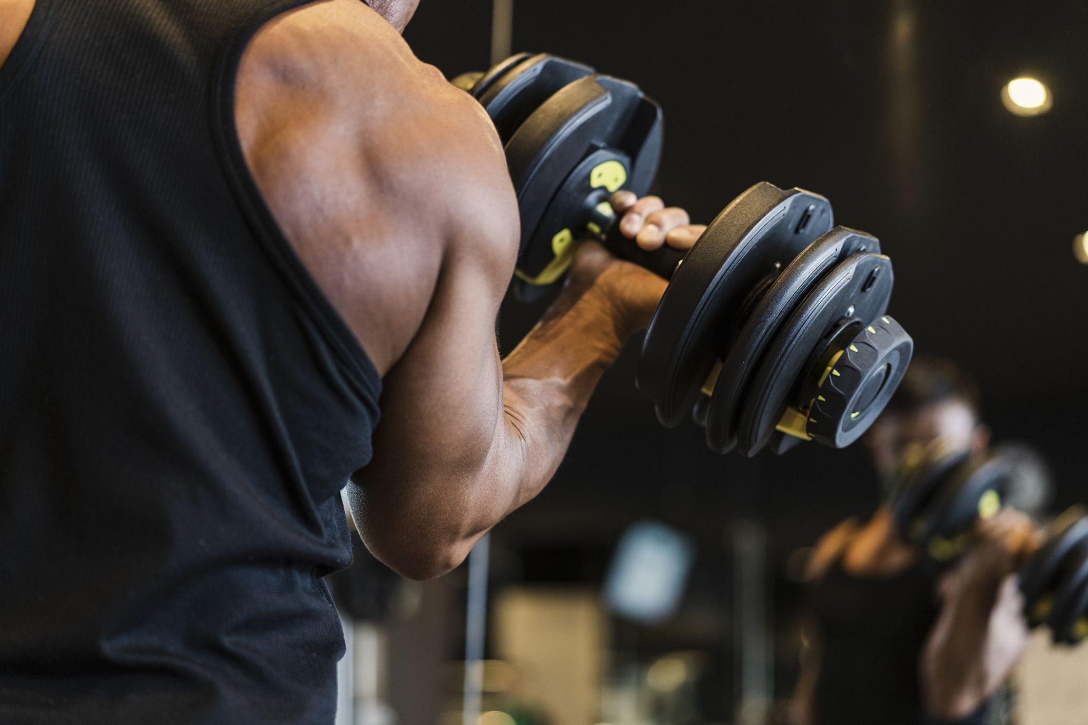 This 25-Minute Workout Will Grow Big Biceps