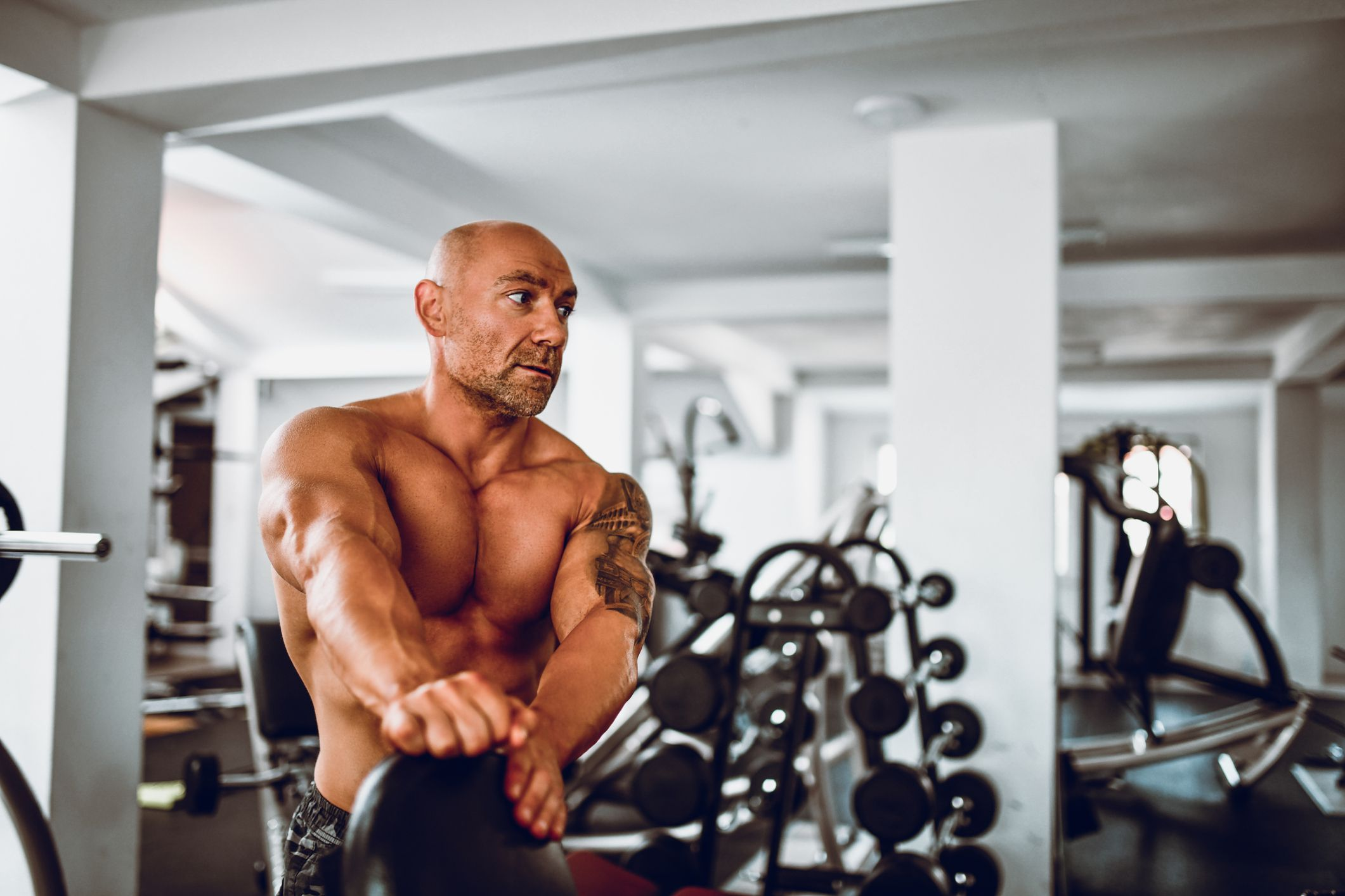 This Simple Triceps Finisher Will Blow Up Your Arms