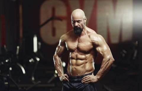 chest and abs workout circuit finisher for men over 40