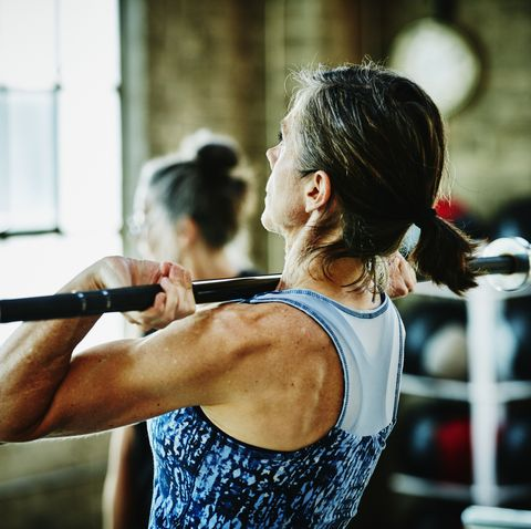Can Lifting Weights Pump Up Your Mood?