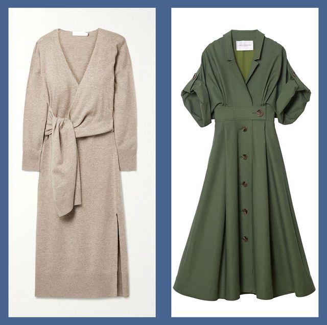 most flattering dresses for mature women
