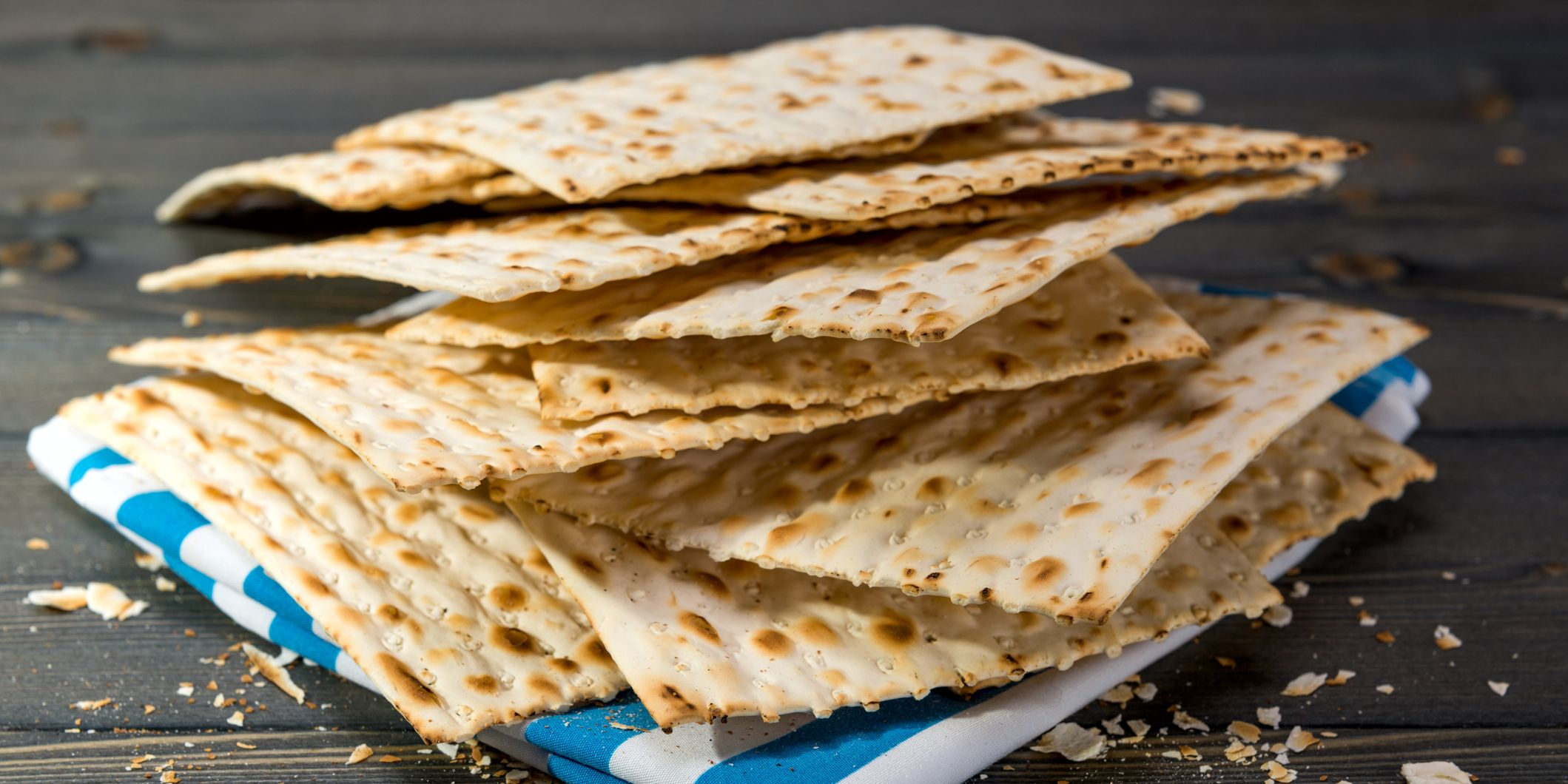 Matzo crackers