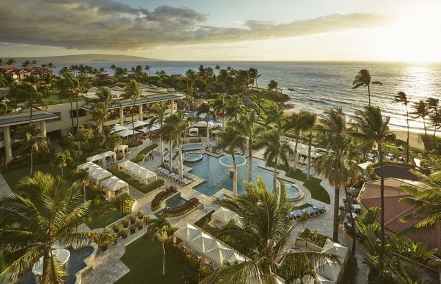 hbo's the white lotus was filmed at the the four seasons resort maui at wailea, in hawaii