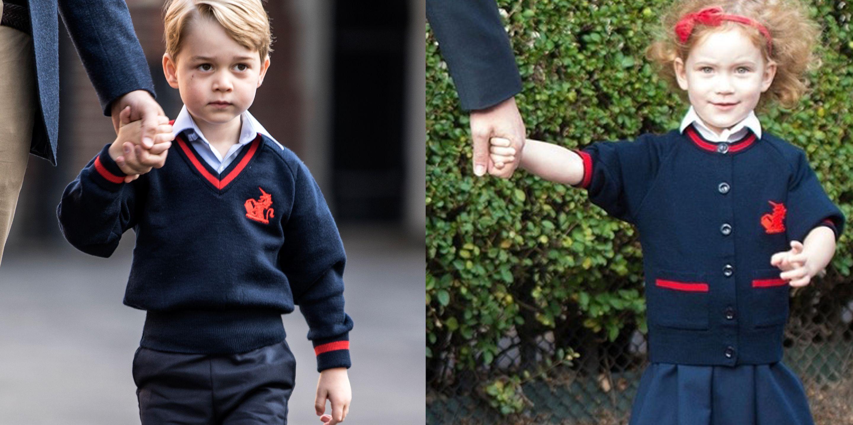 Maud and Prince George school