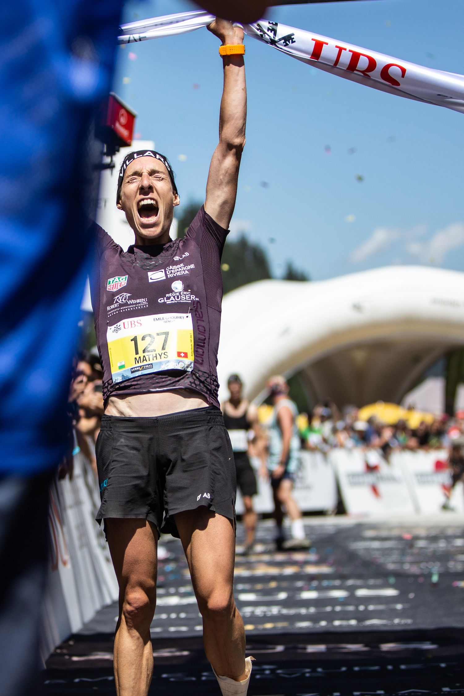 Maude Mathys Shatters Pikes Peak Marathon Course Record by 13 Minutes