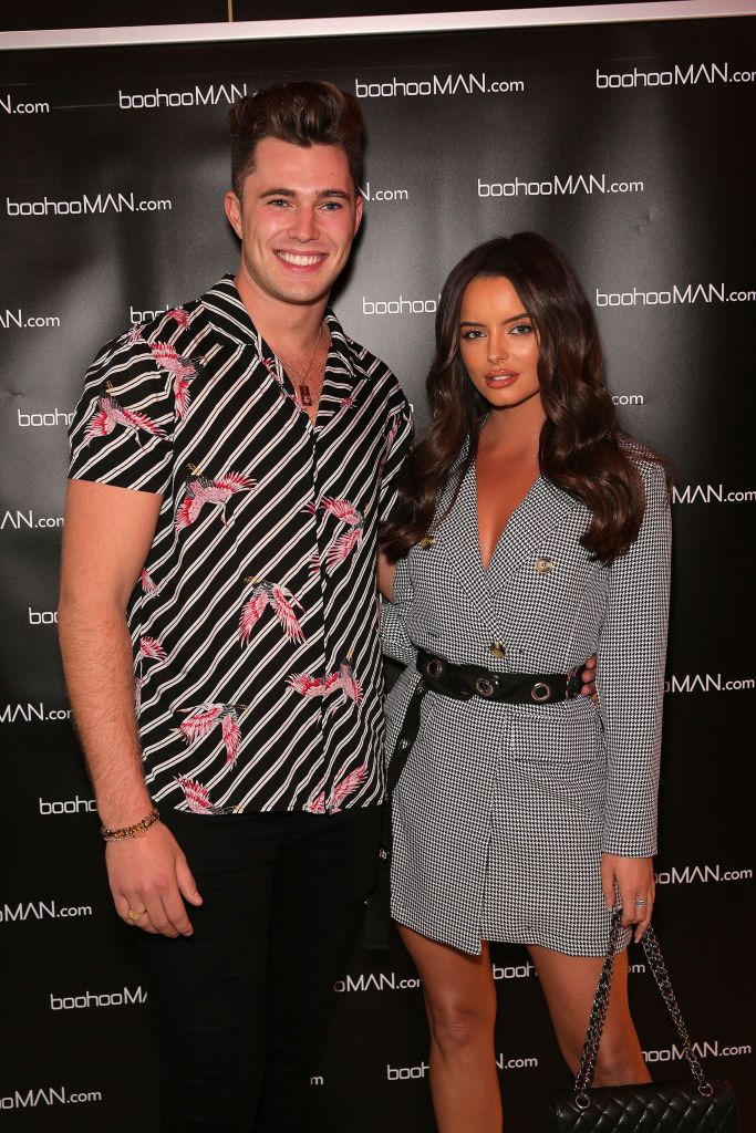 Love Island's Maura just hinted Curtis might propose soon