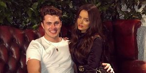 Love Island's Maura Higgins forced to respond to Curtis Pritchard split rumours