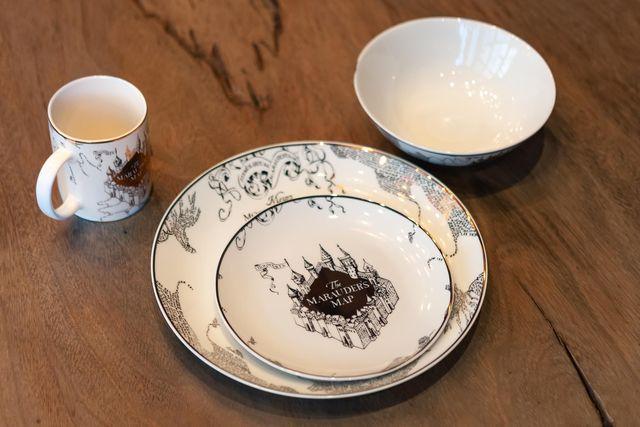 harry potter plate