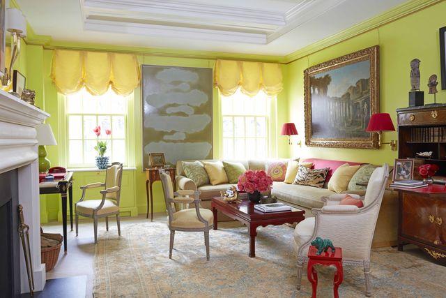 maureen footer manhattan living room